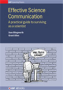 Effective Science Communication 978 0 7503 1170 0 cover